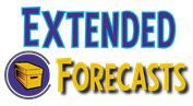 EXTENDED COMICLIST FORECAST