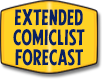 The Extended ComicList Forecast for 7 major publishers