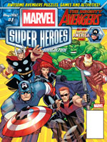 Marvel Super Heroes #2