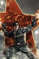 Winter Soldier #1 (Lee Bermejo 2nd Printing Variant Cover)