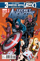 Secret Avengers #21.1 (Arthur Adams 2nd Printing Variant Cover)