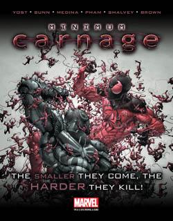 Minimum Carnage Postcard (Promotional Item)