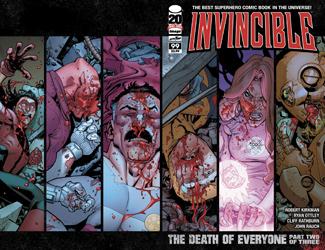 Invincible #99 (Cover B Ryan Ottley)