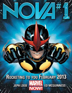 Nova Postcard (Promotional Item)