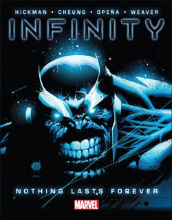 Infinity Mini-Poster (Promotional Item)