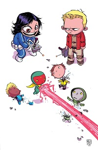 Avengers A.I. #1 (Skottie Young Young Variant Cover)