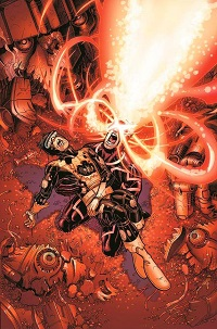 X-Men Battle Of The Atom #1 (Of 2)(Nick Bradshaw Variant Cover)