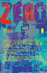 Zero #2 (2nd Printing Variant Cover)