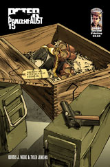 Peter Panzerfaust #15 (2nd Printing Variant Cover)