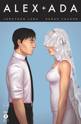 Alex + Ada #1 (Of 15)(2nd Printing Variant Cover)