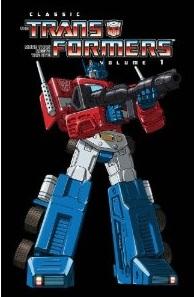 Transformers Classics Volume 1 TP