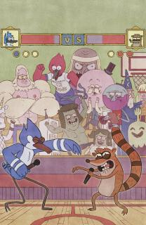 Regular Show #14 (Cover C Jake Wyatt)