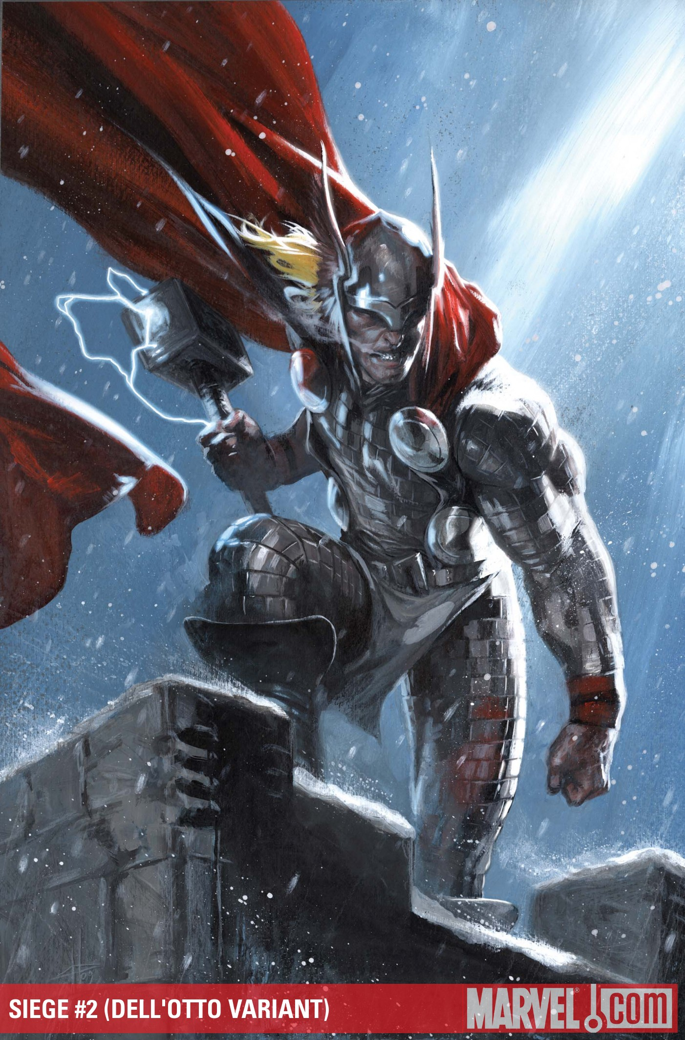 Doomwar #1-5 Marvel Comics 5 Comics 2010