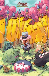 Adventure Time Banana Guard Academy #2 (Of 6)(Cover C Carey Pietsch)