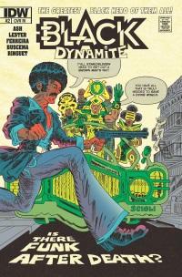 Black Dynamite #2 (Of 4)(Cover SUB Tom Scioli)