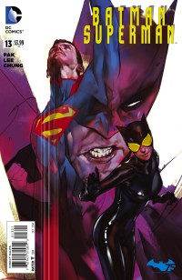 Batman Superman #13 (Ben Oliver Variant Cover)