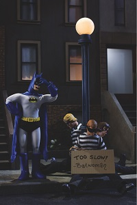 Batwoman #29 (Robot Chicken Variant Cover)