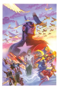 Captain America #22 (Alex Ross 75th Anniversary Variant Cover)