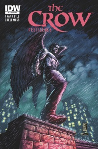 Crow Pestilence #4 (Of 4)(Cover SUB Darick Robertson)