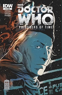 Doctor Who Prisoners Of Time #1 (Of 12)(Cover A Francesco Francavilla)