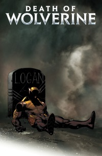 Death Of Wolverine #1 (Of 4)(Ed McGuinness Mortal Variant Cover)