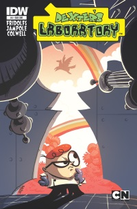 Dexter's Laboratory #4 (Of 4)(Cover SUB Christine Larsen)