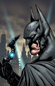 Batman Arkham City End Game #1 (One Shot)(Patrick Gleason & Derek Fridolfs Variant Cover)