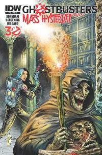 Ghostbusters #16 (Cover RI Roberto Goiriz)