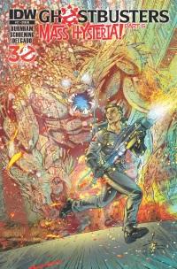 Ghostbusters #17 (Cover RI Roberto Goiriz)