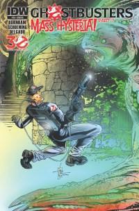 Ghostbusters #19 (Cover RI Roberto Goiriz)