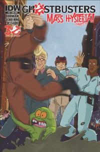 Ghostbusters #19 (Cover SUB Tristan Jones)