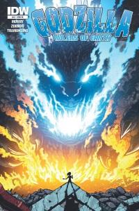 Godzilla Rulers Of Earth #13 (Cover RI Matt Frank)