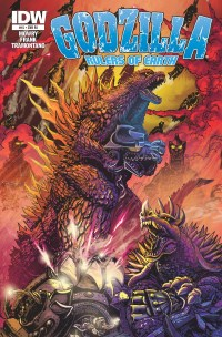 Godzilla Rulers Of Earth #15 (Cover RI Jeff Zornow)