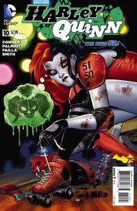 Harley Quinn #10 (Amanda Conner Variant Cover)