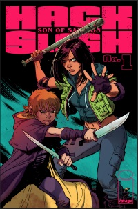 Hack Slash Son Of Samhain #1 (Cover B Cameron Stewart)