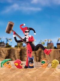 Harley Quinn #4 (Robot Chicken Variant Cover)