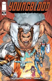 Youngblood #75 (Cover B Rob Liefeld & Todd McFarlane)