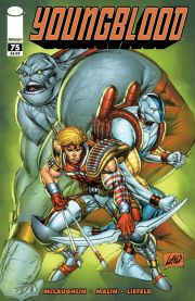 Youngblood #75 (Cover C Rob Liefeld)