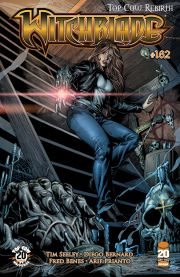 Witchblade #162 (Cover B Diego Bernard & Fred Benes)