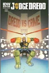 Judge Dredd #22 (Cover SUB Kelsey Shannon)