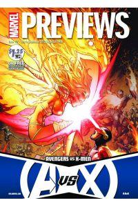 Marvel Previews #109 (September 2012 For Products On-Sale November 2012)