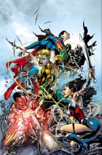 Justice League #16 (Combo Pack Edition)