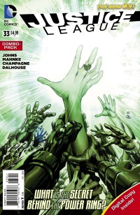 Justice League #33 (Ivan Reis & Joe Prado Combo Pack Cover)