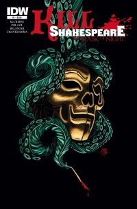 Kill Shakespeare The Mask Of Night #1 (Of 4)(Cover A Andy Belanger)