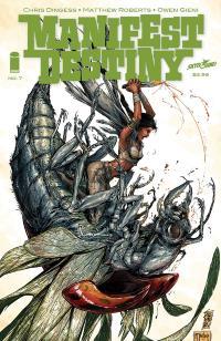 Manifest Destiny #7 (Cover B Marc Silvestri & Todd McFarlane)