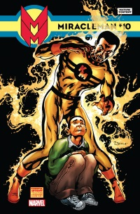 Miracleman #10 (Rick Veitch Regular Cover)