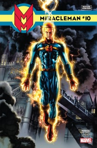 Miracleman #10 (Mico Suayan Variant Cover)