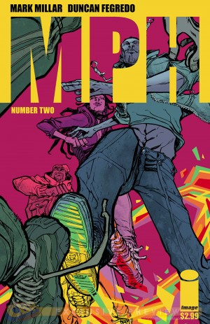 MPH #2 (Of 5)(Cover B Eric Canete)