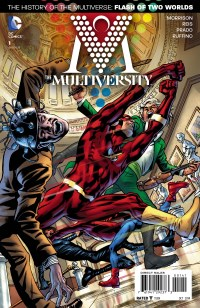 Multiversity #1 (Bryan Hitch Variant Cover)