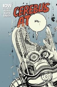 Mars Attacks Zombies Vs Robots (One Shot)(Cover RI-B Dave Sim)